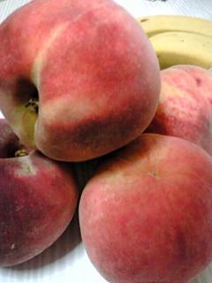 桃はまるごと綺麗にしてくれる!