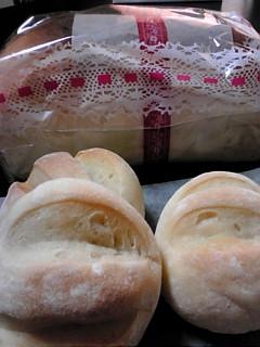 手作りのパン♪