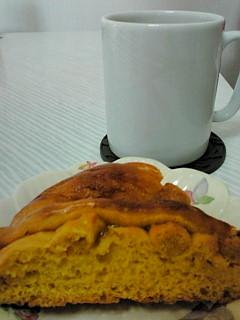 かぼちゃのパン