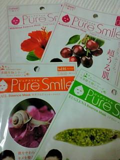 Pure Smile シリーズパック