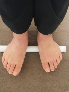 健康の源は足から!
