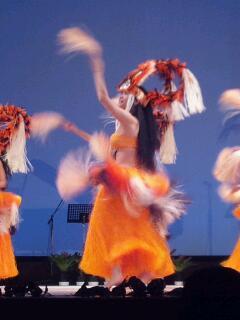 2012フラダンスフェスティバル〜タヒチアン〜
