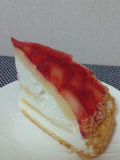 ケーキ万歳☆